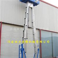 8米铝合金升降机 双柱升降机