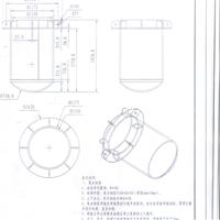 鎂鋁合金坩堝用310S+Q345R復合板