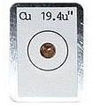镀层测厚仪标准片,膜厚仪标样