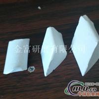 三角白刚玉研磨石