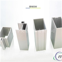 供应铝合金幕墙型材及大截面工业型材
