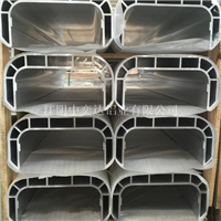 6800T压机供应大截面铝工业型材价格