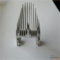 供应6063T5翅片散热器铝型材18961616383