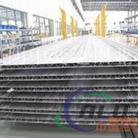 供应大截面轨道交通型材工业铝型材