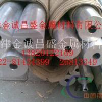 白城厚壁6061铝管价格,6061大口径铝管