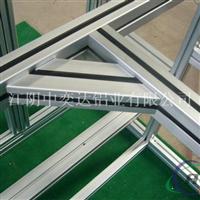 厂家供应6063流水线工业型材价格