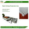 open ceiling roll forming machine
