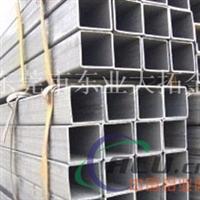批发6082T6铝管 6082四方铝管