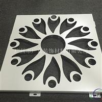 门面艺术镂空雕花造型铝单板铝单板制造厂家