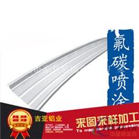 氟碳喷涂铝材加工 氟碳喷涂铝材批发