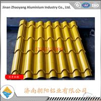 生产加工铝瓦楞板的厂家材质有哪几种?