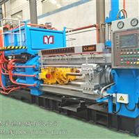 生产铝型材需要六种设备铝挤压机是其中一种