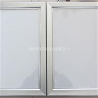 银色铝合金边框开启式展板边框订购
