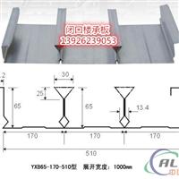 专业做楼面系统全钳口式楼承板510型