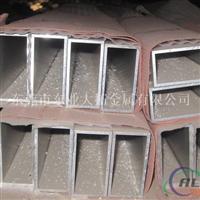 供應6063鋁型材 6063四方鋁管批發