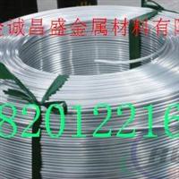 6061大口徑優質鋁管,柳州擠壓鋁管