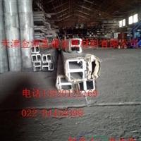 6061大口徑優質鋁管,永州擠壓鋁管