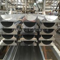 中奕达大型压机专制大截面工业铝型材