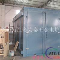 天然氣鋁型材時效爐