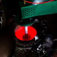 铝液精炼除气机  铝液除氢机