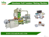 63 tons aluminium foil container machine