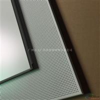 灯带冲孔吸音微孔铝扣板