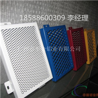 宁夏铝板冲孔网厂家定制价格&18588600309
