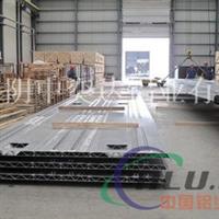 6800吨压机供应轨道交通铝型材中奕达铝业