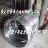 高强度细铝线6060 高精密铝线