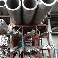 张掖6061大口径厚壁铝管挤压铝管厂家