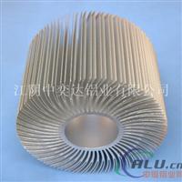 供应6082高密度散热器铝型材18961616383