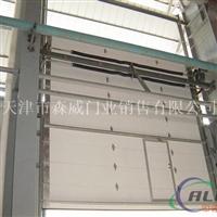 安装铝合金工业门,定做电动工业门厂家