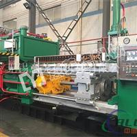 铝型材挤压设备生产线800吨铝型材挤压机