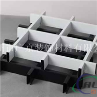 走道工程铝格栅用什么规格好 工厂生产价格