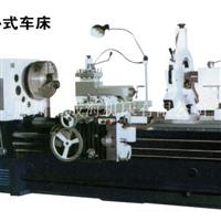 CW61100重型车床整体床身结构