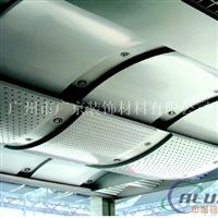 供应外墙烤漆弧形铝单板 造型铝单板