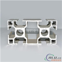 带纹4080 工业铝型材 自动化铝型材 铝合金