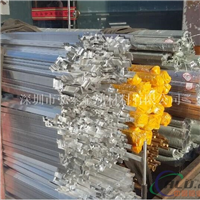 氧化铝材 6063合金铝排