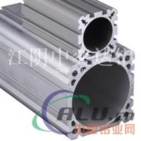 大截面工业气缸铝型材供应18961616383