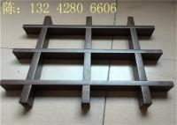 方形铝格栅铝吊顶天花多少钱