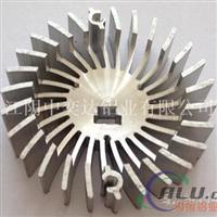 电脑风扇散热器铝型材生产厂家
