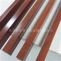 批发氧化铝6151铝管 6151木纹铝管