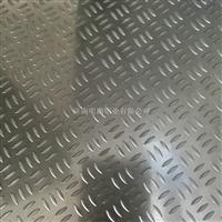 扁豆型花纹铝板  防滑花纹铝板