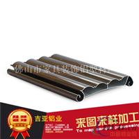 电泳卷闸门铝材批发 电泳卷闸门铝材生产