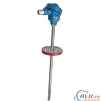 铝水WRPK131铠装铂铑热电偶厂家