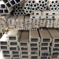 黑龙江省大庆6061铝方管 6063氧化铝管厂家
