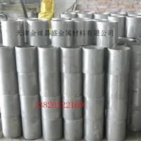 6061大口径厚壁铝管来宾挤压铝管