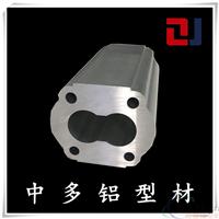 齿轮泵体铝型材铝合金液压齿轮泵体定制加工