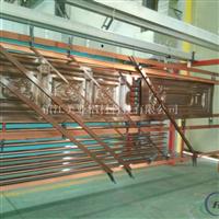 红铜仿古仿铜拉丝铝材铝型材