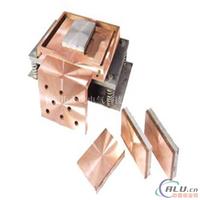 汽车电池铜铝复合连接片,极耳铜铝复合板
